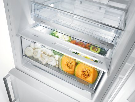 Gorenje Simplicity Fridge Freezer with crispzone control