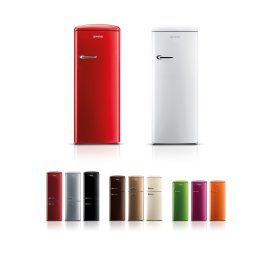 Gorenje Retro Chic Collection in new colours