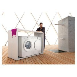 Washing machine and dryer from Gorenje's new Simplicity Collection