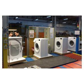 Assembly of Gorenje washing machines
