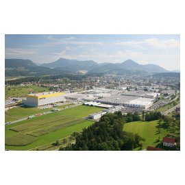 Main production complex of Gorenje in Velenje is located on 60 ha