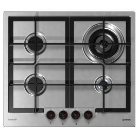 Gas hob with SimpleOff function