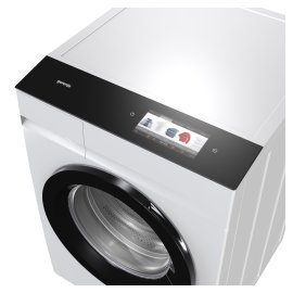 New Washing Experience by Gorenje with Simple Control and Selecting