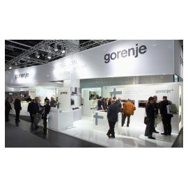 Gorenje booth at LivingKitchen 2011