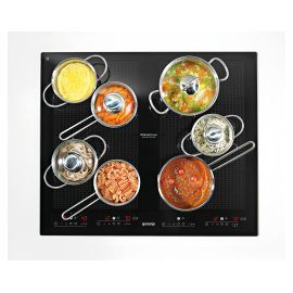Advanced induction technology for unlimited cooking experience