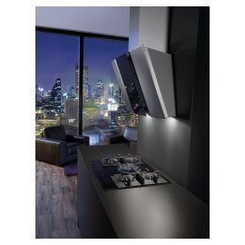 Gorenje Pininfarina Steel Collection - hood and gas hob