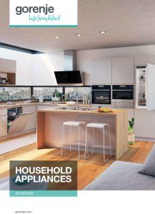 Magazine listing - Household appliances