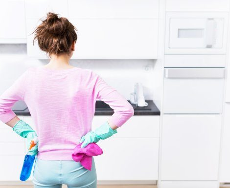 Top tips for keeping your kitchen clean