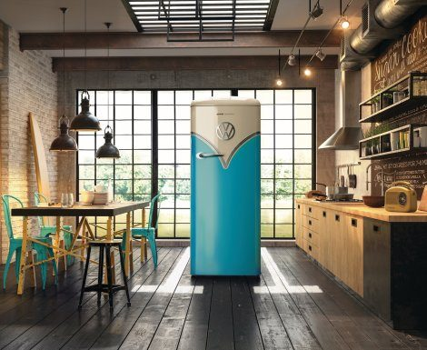 Kitchen makeover: Go retro!