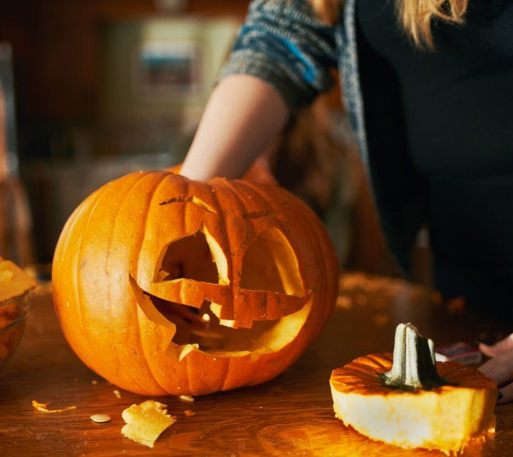Halloween - 'Trick or treat' yourself at Halloween with these recipes