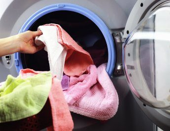 The handkerchief trick and other washing tips