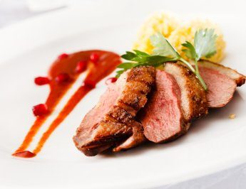 Duck breasts (SousVide)