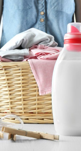 Do you think you have a washing powder allergy?