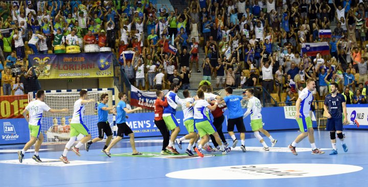 Slovenian handball players are European champions!