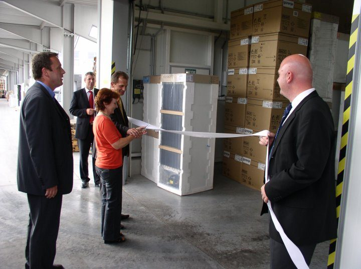 New distribution centre in Slovakia