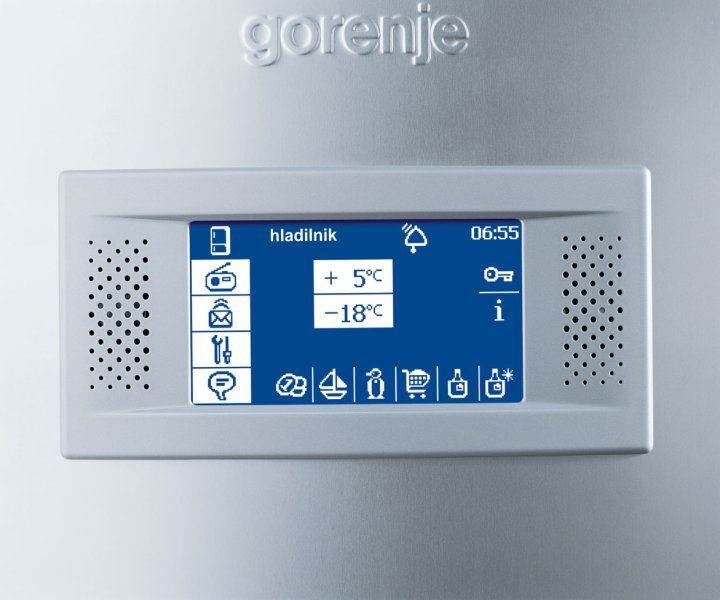What do the British think of Gorenje Premium Touch fridge-freezer?