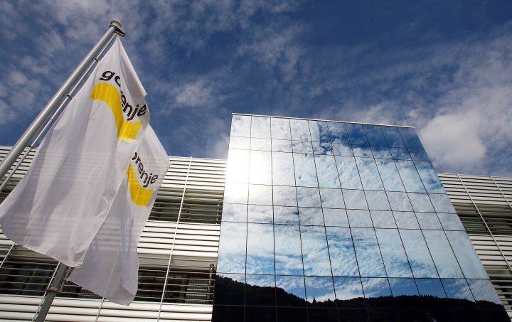 Gorenje is the second most eminent company in Slovenia