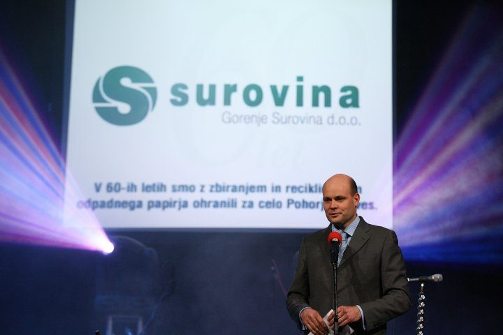 Gorenje Surovina celebrates its 60th anniversary