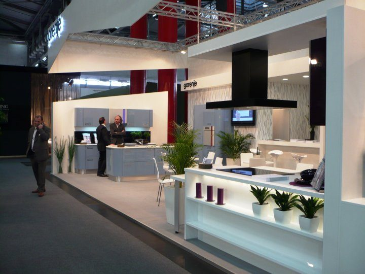 Gorenje at the Wohnen und Interieur fair in Vienna