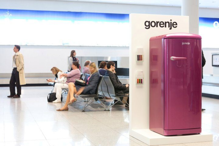 Forty successful years for Gorenje in Germany