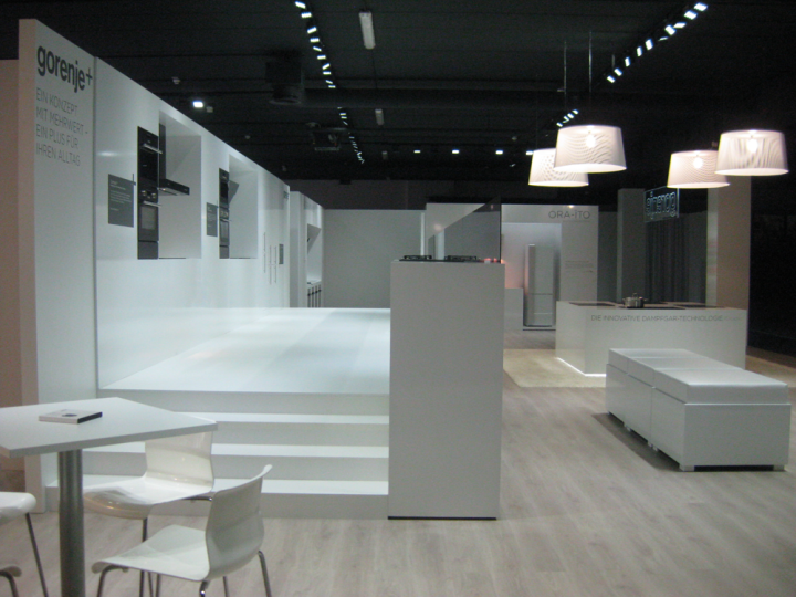 successful exhibition in germany gorenje group. Black Bedroom Furniture Sets. Home Design Ideas