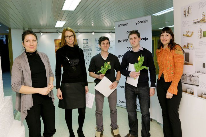 Ideas for new services come out on top in the 10th Gorenje Design Contest