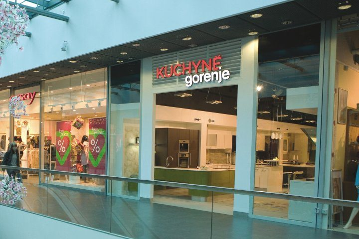 Superbrand for Kuchyne Gorenje in the Czech Republic