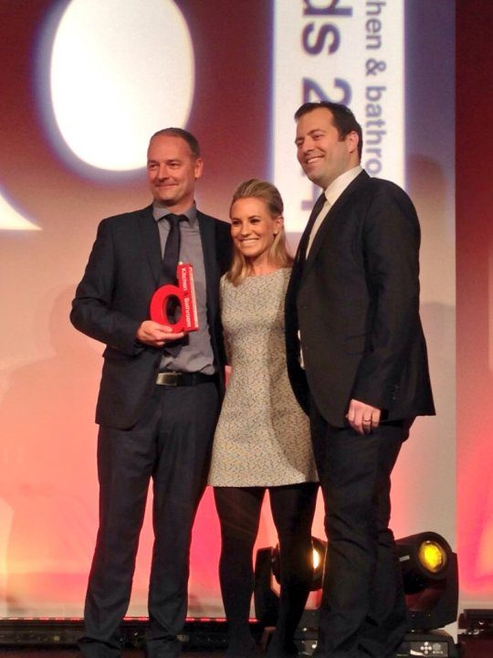 Gorenje awarded for innovation and sustainability in the UK