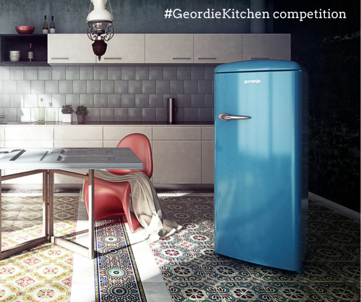 Celebrity Gorenje fridge seeking new home