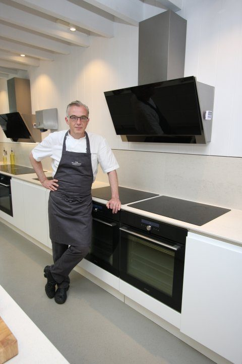 Michelin-starred chef chooses Gorenje