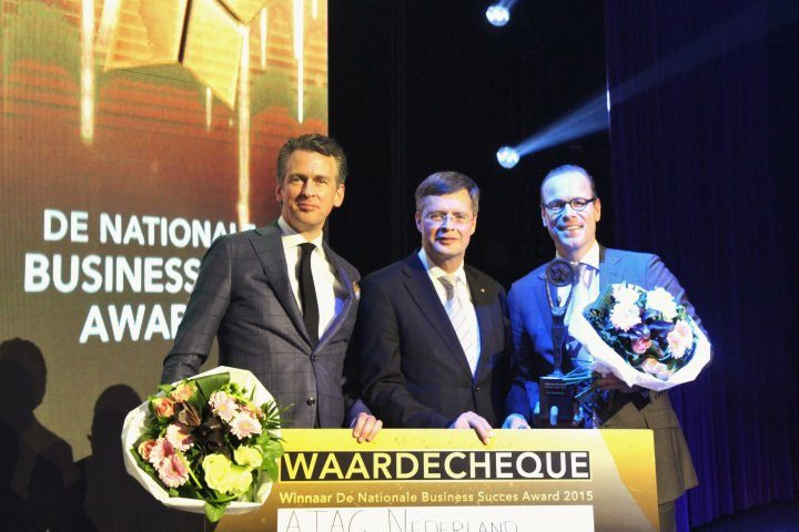 Atag the most successful company of the Netherlands in 2015