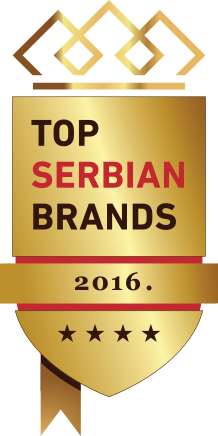 Gorenje wins Top Serbian Brands award