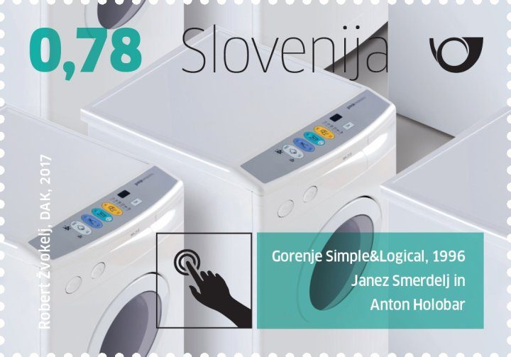Gorenje gets its own postage stamp