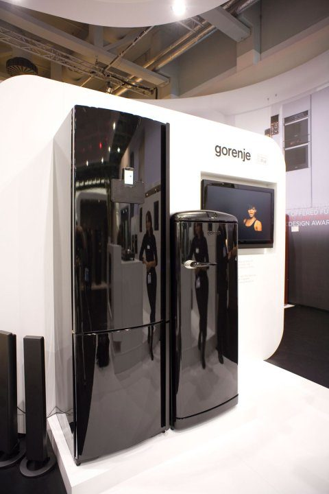 Gorenje's exhibition area at the IFA fair attracts numerous visitors