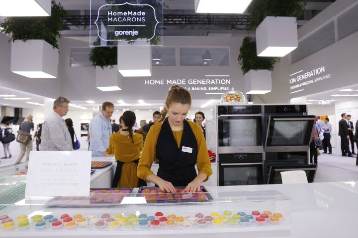 Nok en suksess for Gorenje på IFA-messen i Berlin