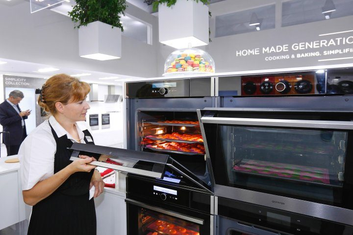 In Berlin, Gorenje unveils HomeMade personal kitchen assistants