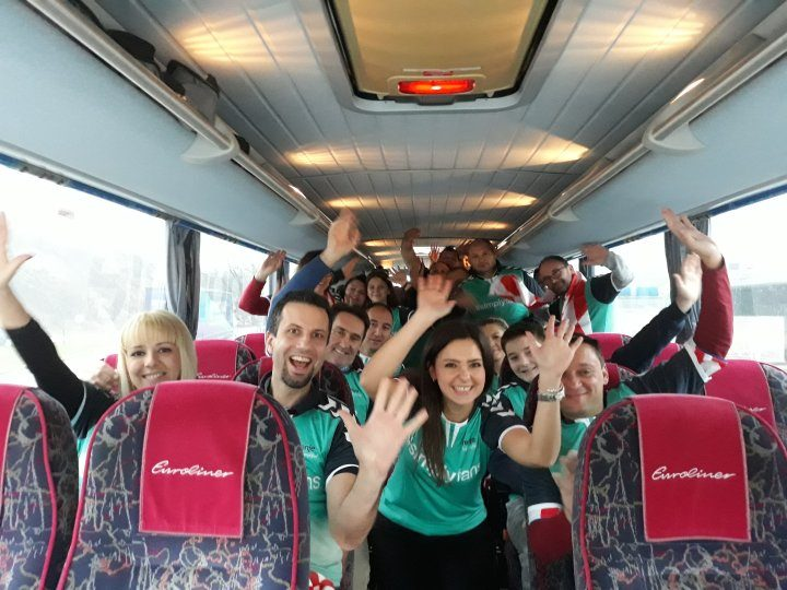 Gorenje's #simplyfans movement united over 700 handball fans