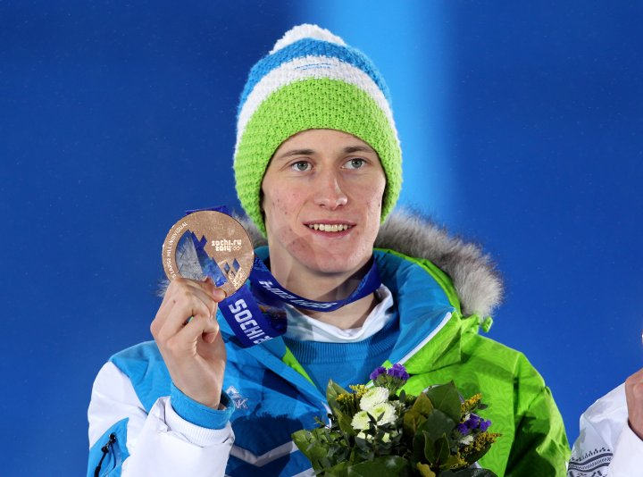 Bravo Peter Prevc! Bravo Vesna Fabjan! Congratulations for Olympic medals!