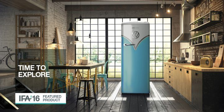 Gorenje to exhibit at IFA 2016