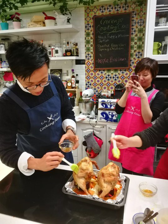 Gorenje x Cooking Fever: 2nd Western Cuisine Cooking Class for the Winners