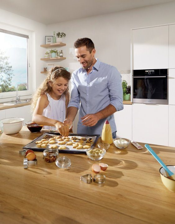 Healthy cooking with Gorenje