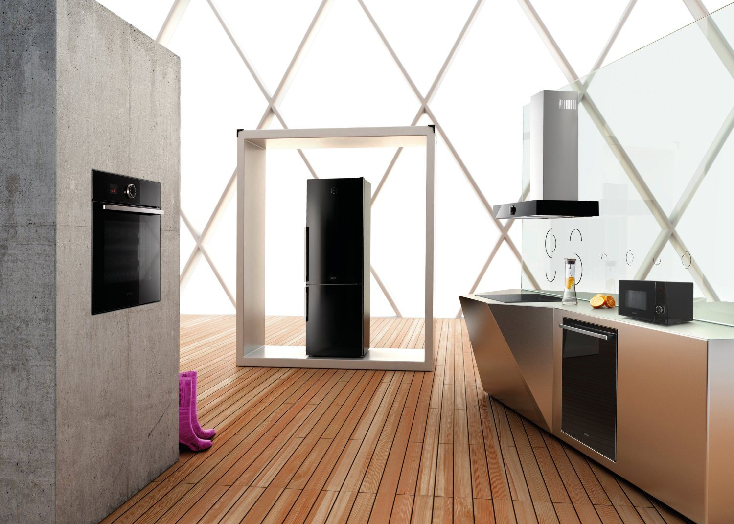 gorenje launches new simplicity collection gorenje. Black Bedroom Furniture Sets. Home Design Ideas