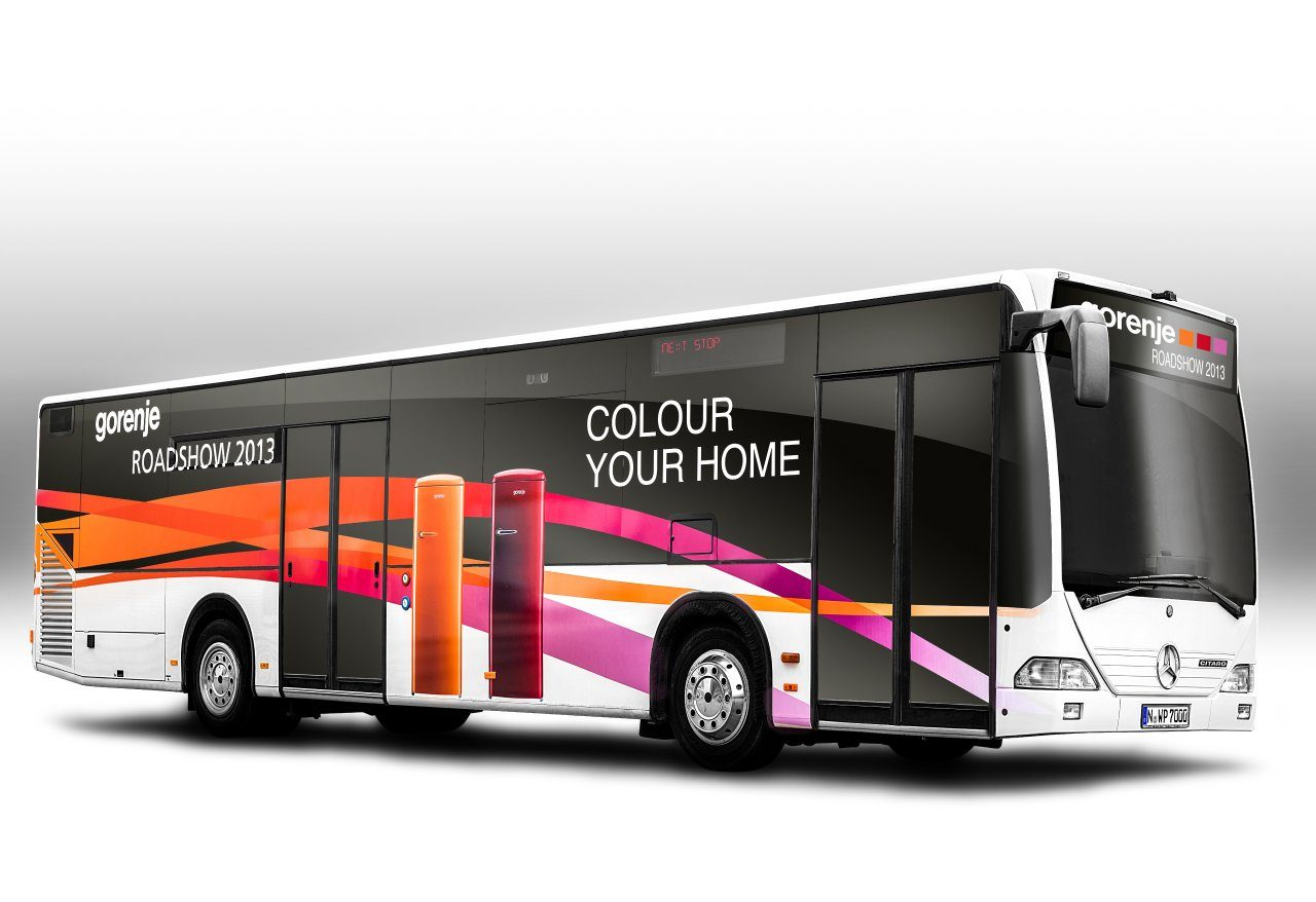 colour your home   gorenje s campaign of the year in
