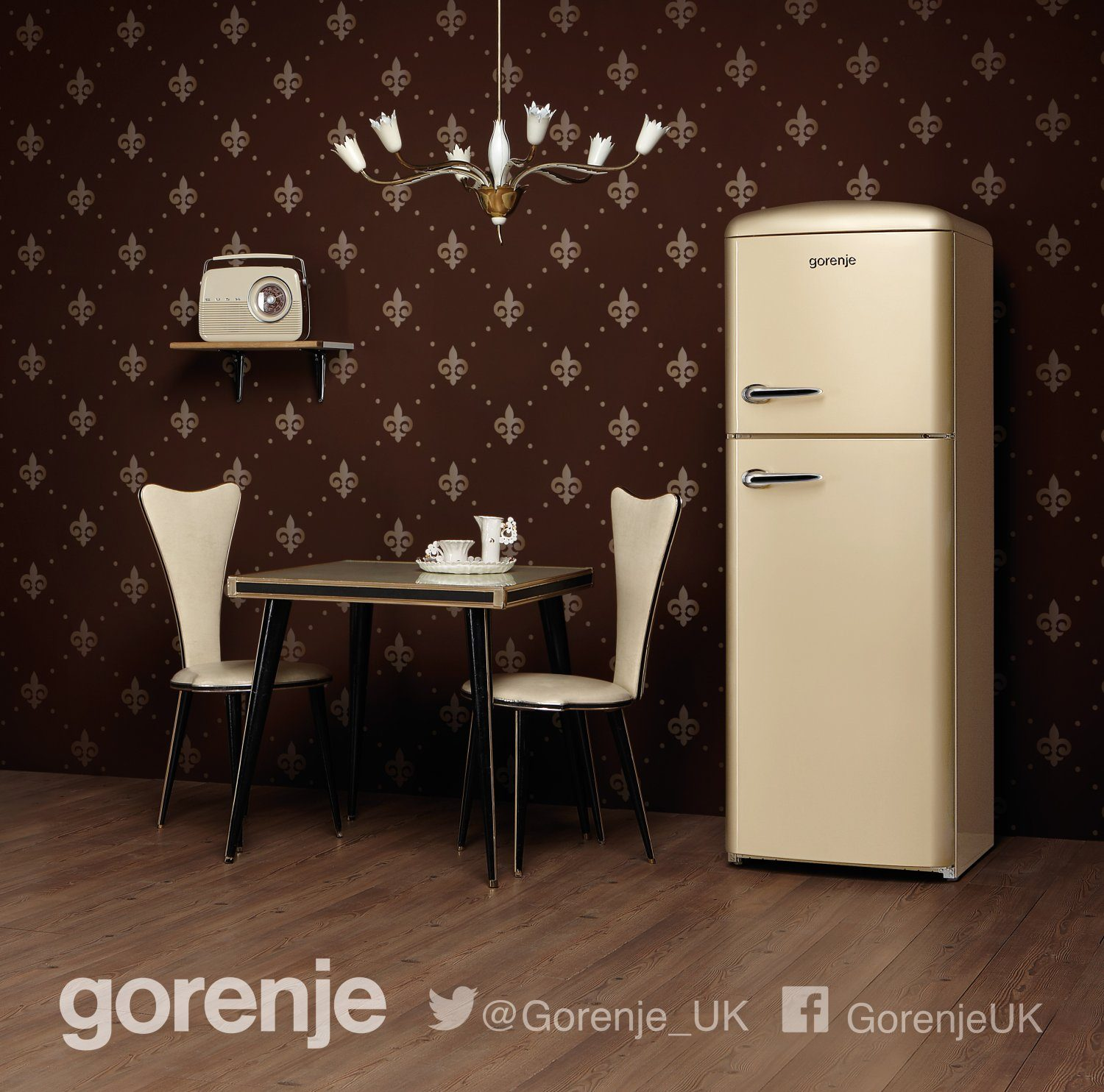 reliability takes centre stage at gorenje gorenje. Black Bedroom Furniture Sets. Home Design Ideas