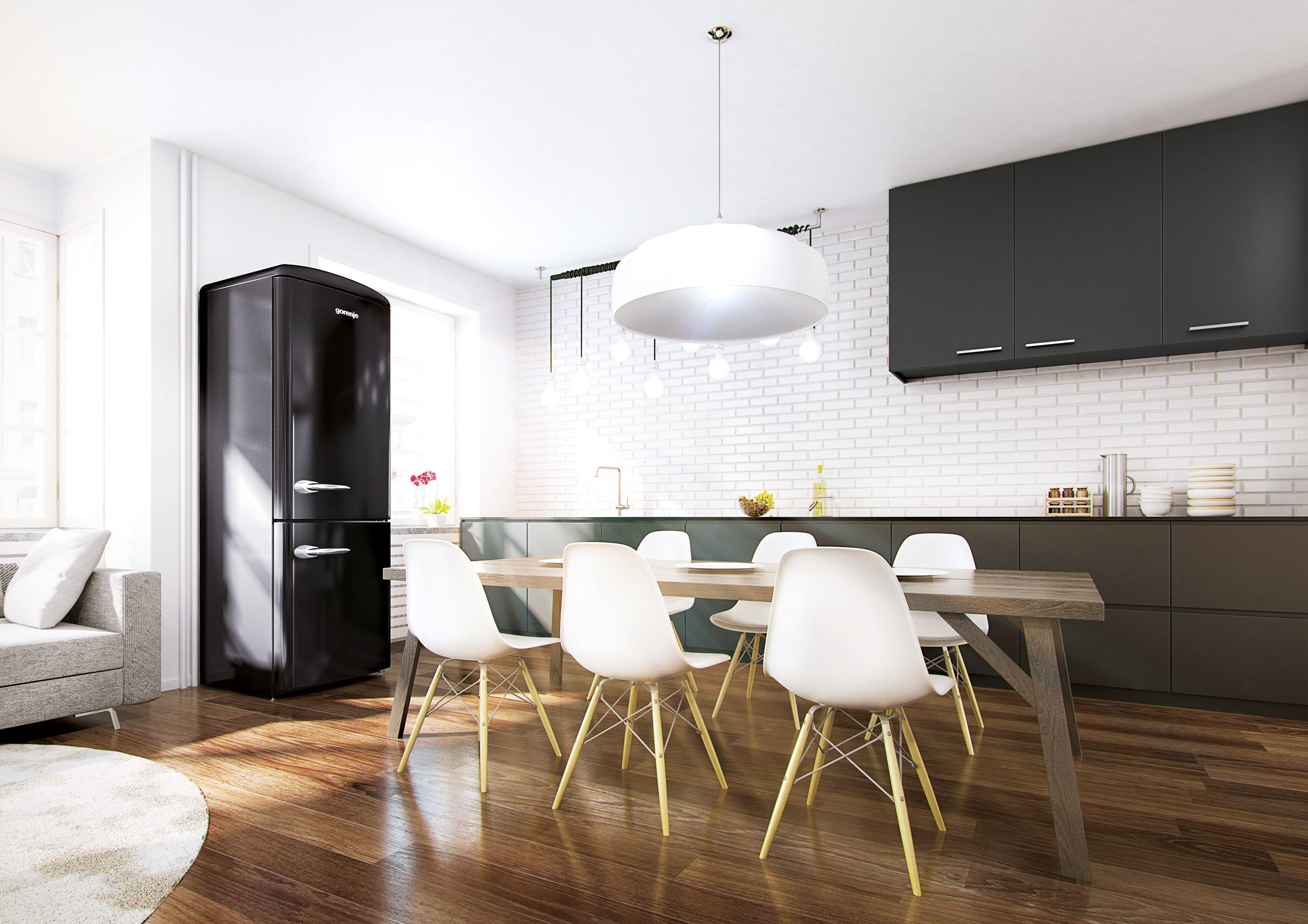 gorenje retro collection gorenje. Black Bedroom Furniture Sets. Home Design Ideas