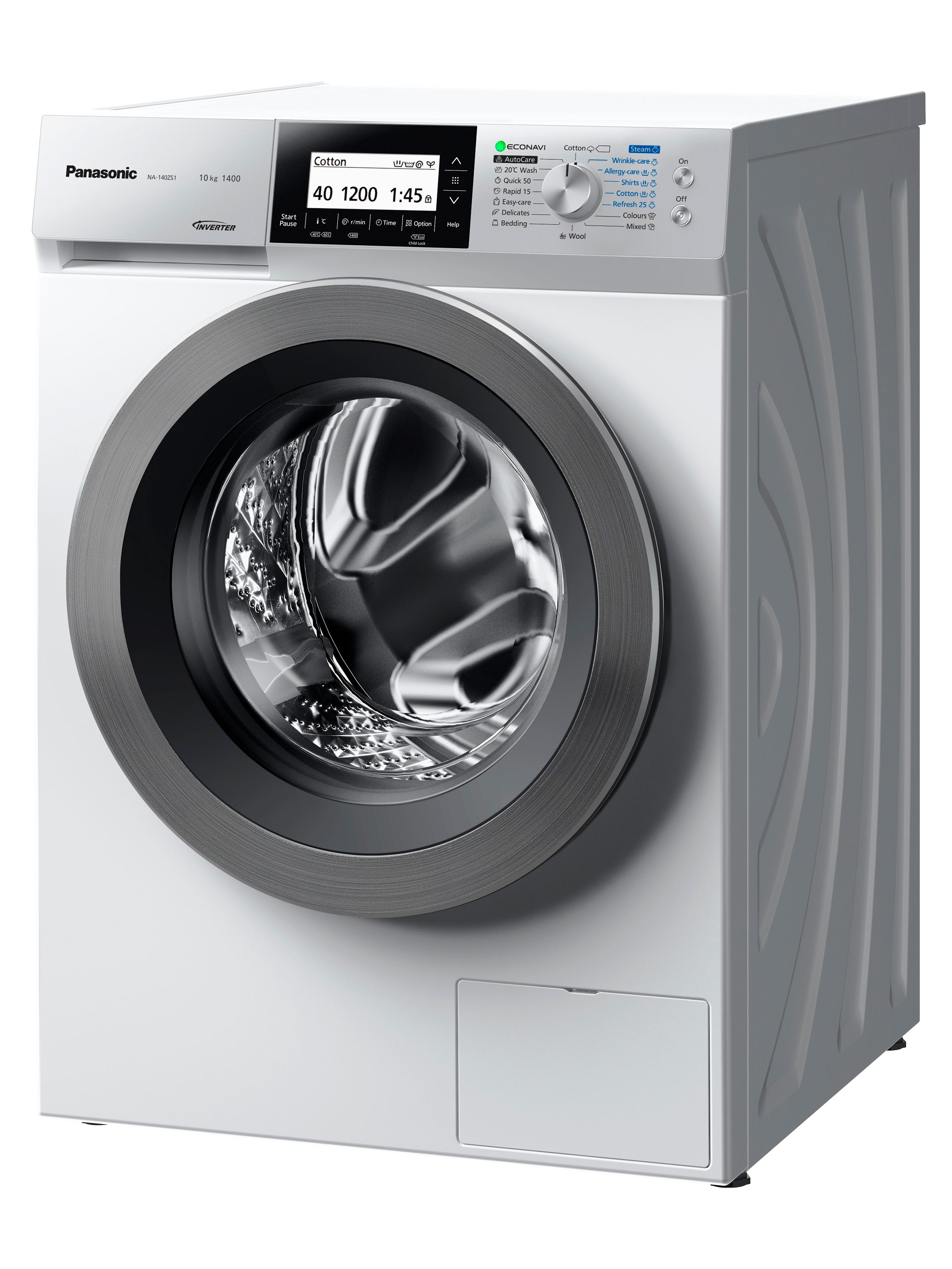 gold award for the smart and economical washing machine designed by innovators