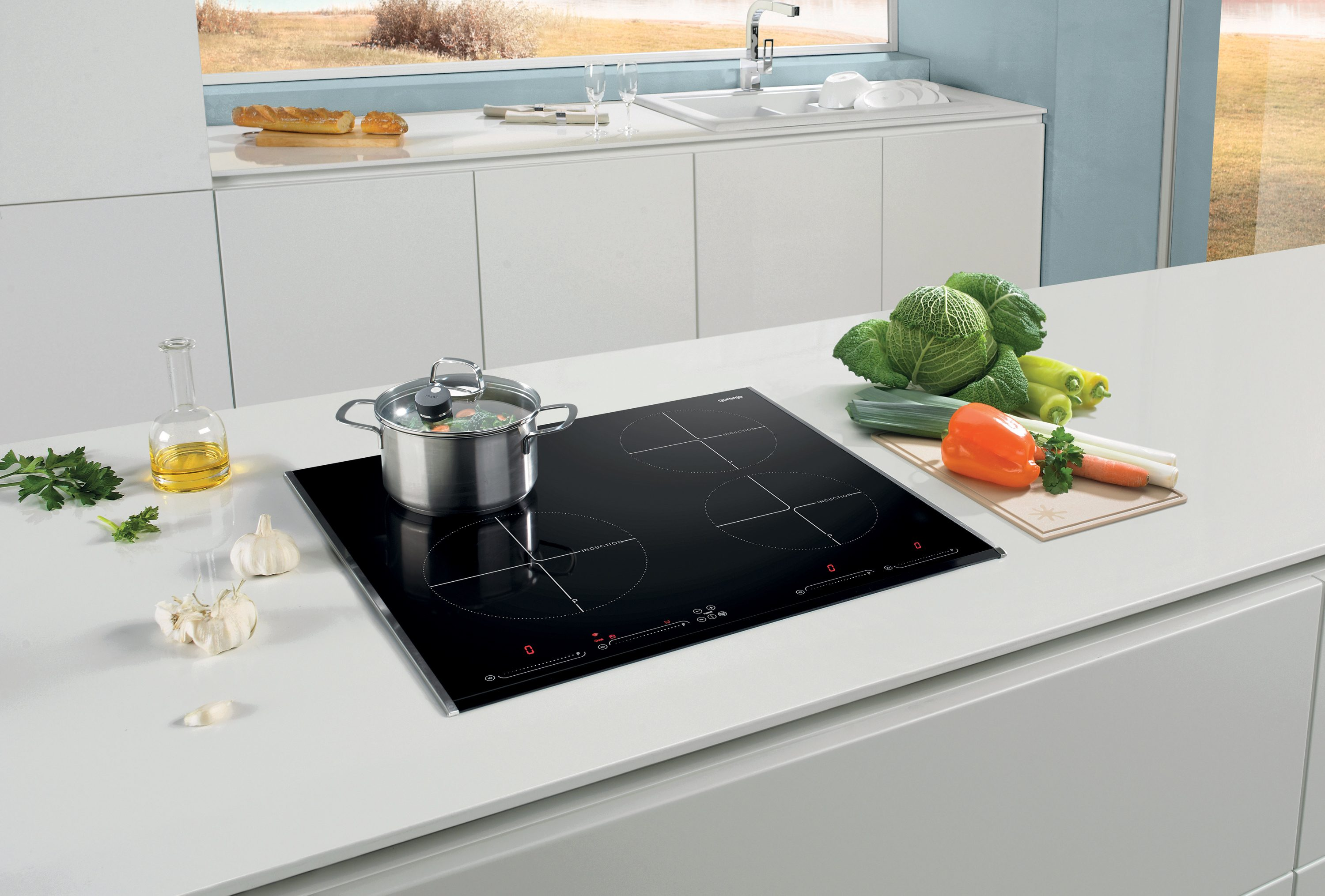 Full Hob Kitchen ~ Plus award™ gorenje group