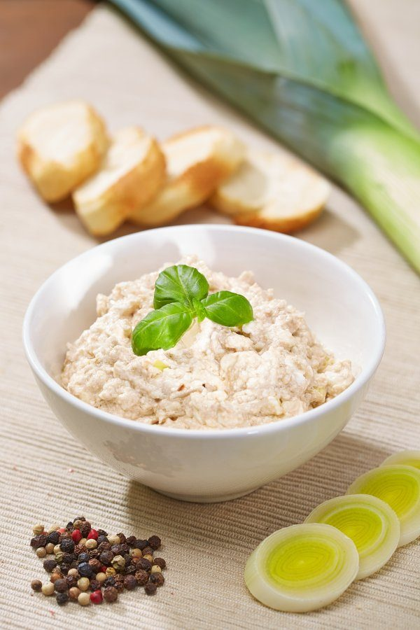 Cottage cheese spread