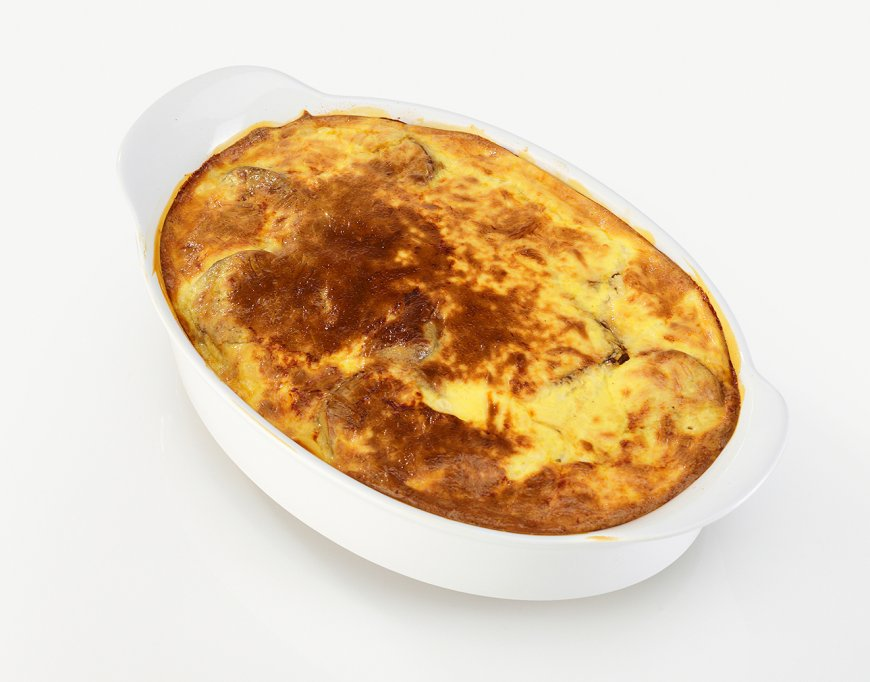 Greek moussaka (Greece)