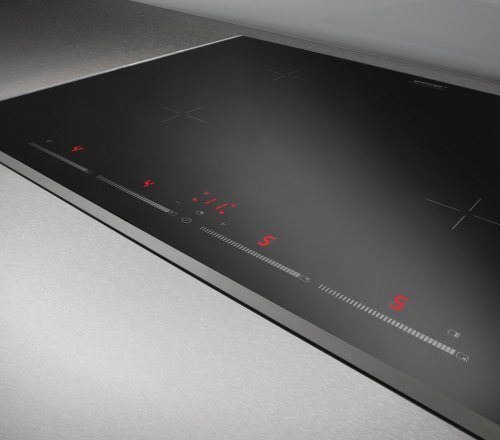 SliderTouch: Excellent control of power and cooking time